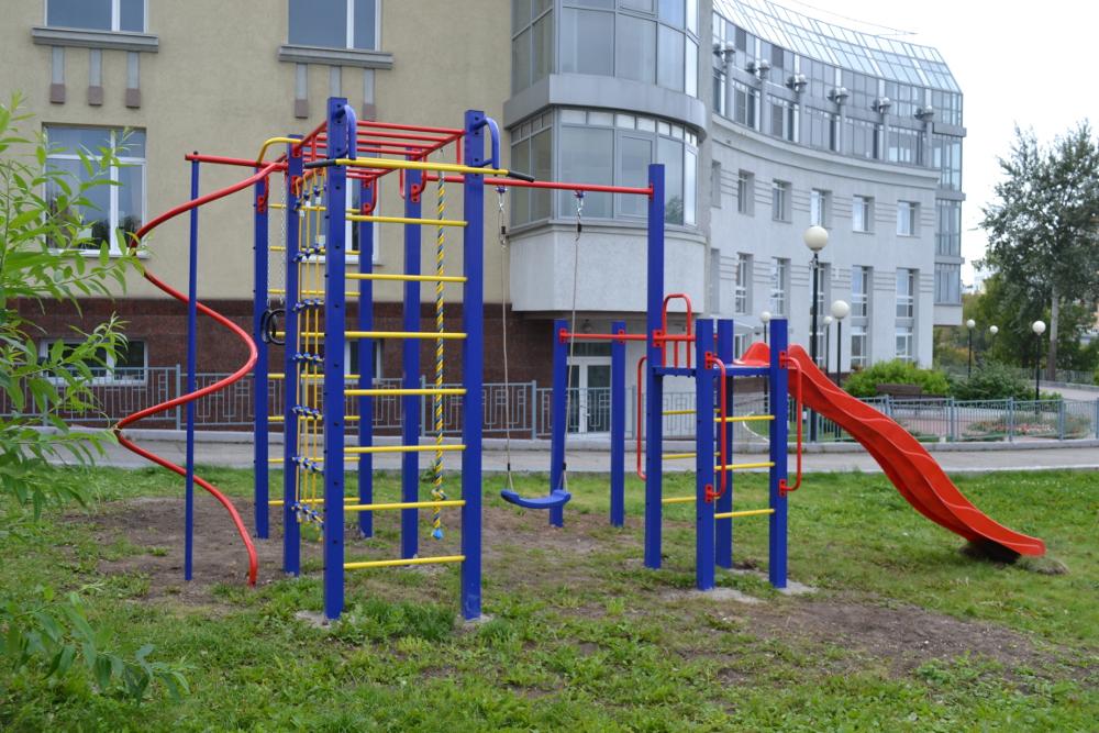 Детские спортивные комплексы для улицы и дачи