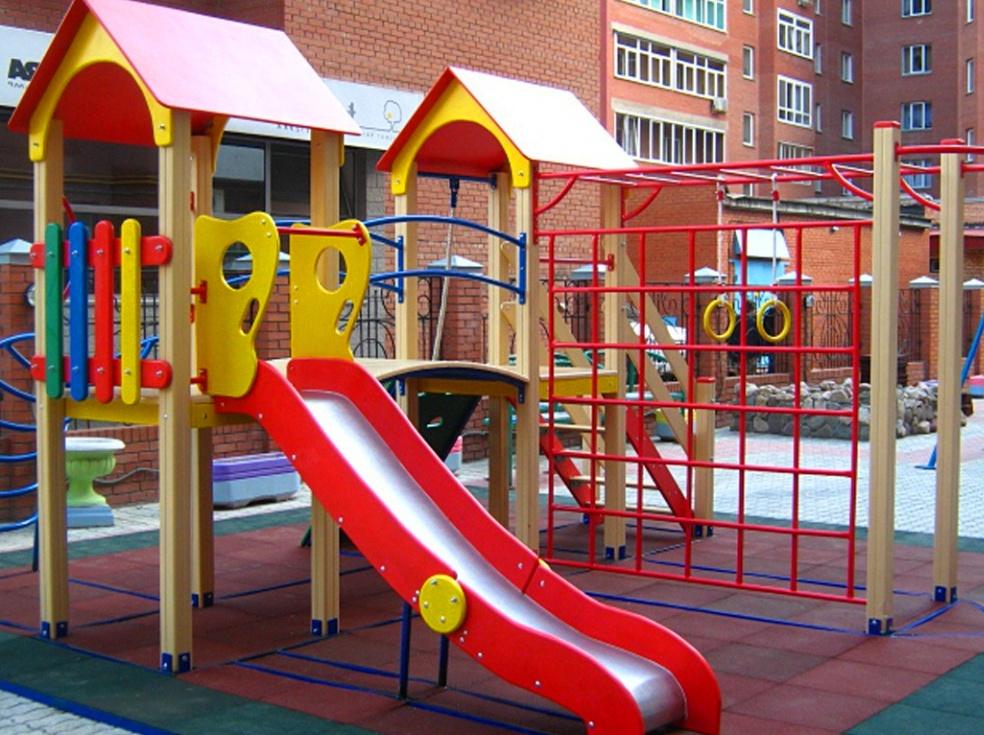 Детские городки