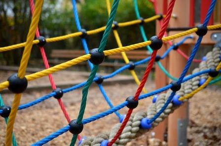 детские игровые комплексы
