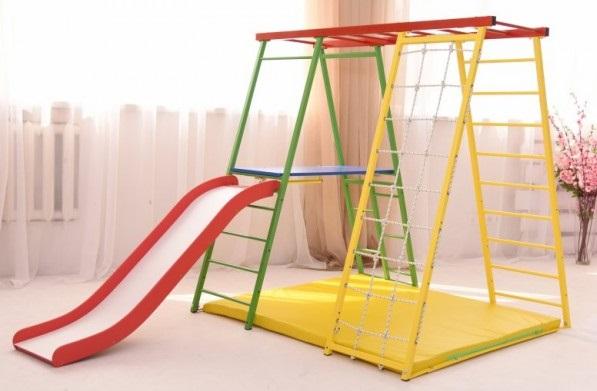 детские спортивные комплексы для квартиры и для дома